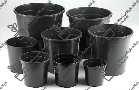 فروش گلدان پلاستیکی ارزان قیمت در تهران