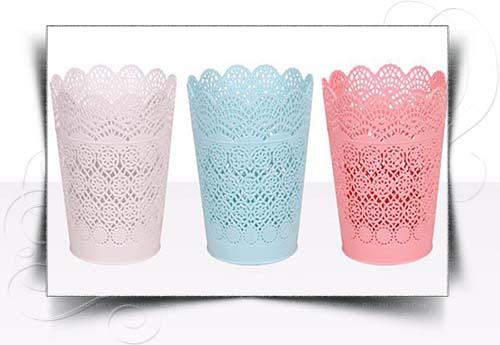 گلدان پلاستیکی ترنج